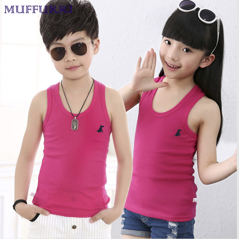 Muffurri Baby Boys Girls Tank Tops Summer Causal Clothes ...