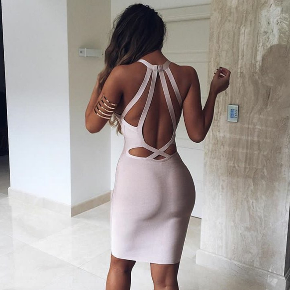 Bandage Dress FH21-07_