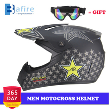 Men Motocross Helmet Off Road Professional Atv Cross Helmets Mtb Dh Racing Motorcycle Helmet Dirt Bike Capacete De Moto Casco стоимость