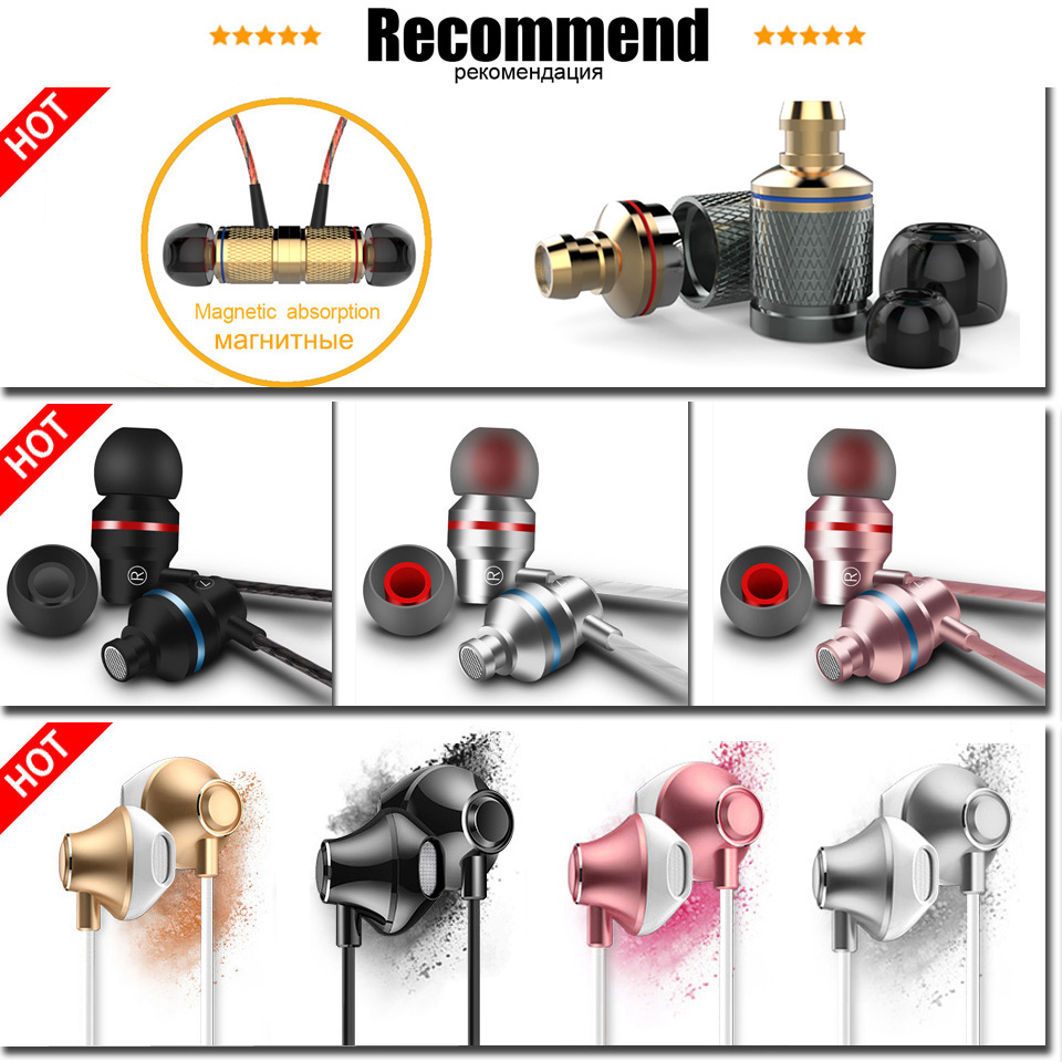 Misr A8 In Ear Wired Earphone Stereo Metal Headset With Mic Wiring Diagram Building Noise Canceling Headphones Microphone For Mobile Phones Iphone Samsung Huawei Xiaomi Phone Earphones From