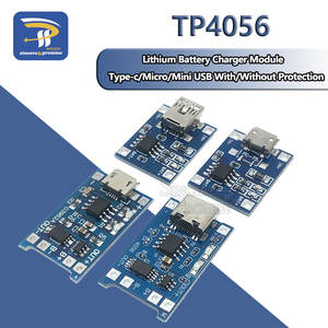 Module-Charging-Board Protection Lithium-Battery-Charger USB Dual-Functions Mini Micro