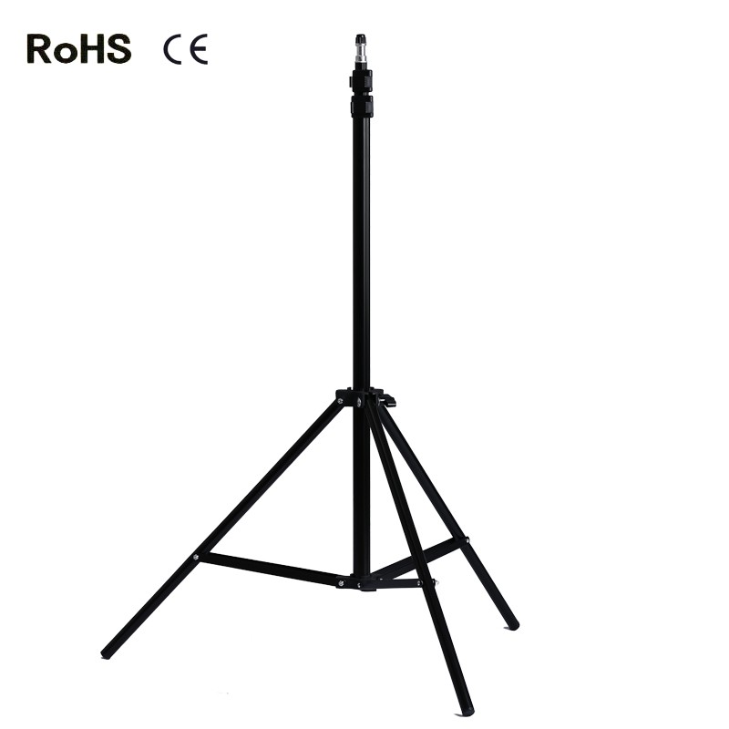 Photo Photography Studio Ajustable 2m/6.5ft Light Stand Tripod