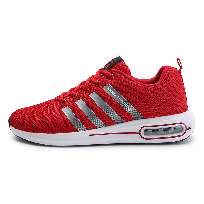 New Big Size 37-46 Keep Running Shoes Men Sport Cushion Sneakers Jogging Women Outdoor Athletic Mesh Breathable Walking Shoes