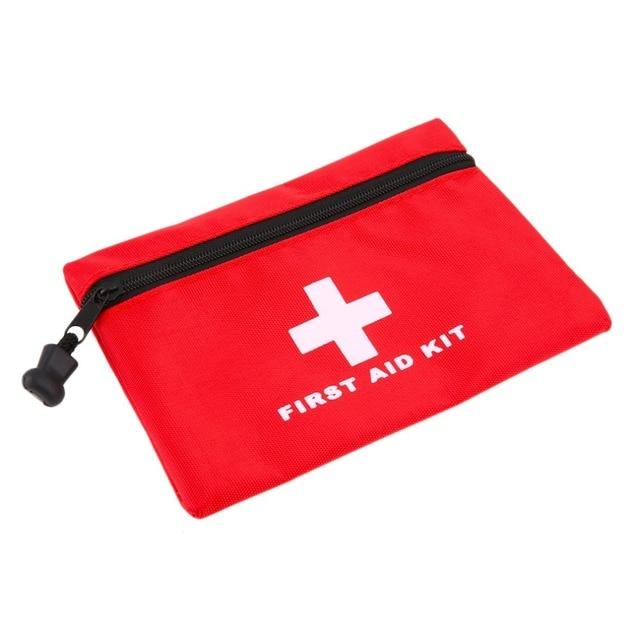 Waterproof Mini Outdoor Travel Car First Aid kit 4