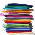Venda quente Dos Homens T de Verão mais a camisa do tamanho dos homens do Algodão t camisa Tops Sólidos T-shirt de Manga Curta Tee Slim Fit Se Encaixa camisatas Z2744