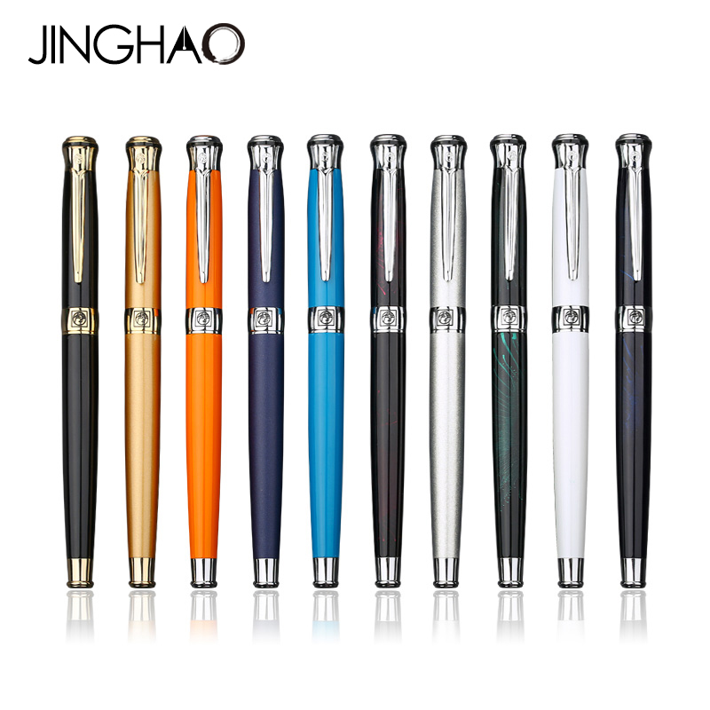 Luxury Pimio 903 Fountain Pen 0.5mm Iraurita High-end Ink Pens Business Student Teacher Gift Writing Stationery with a Gift Box authentic hero 9316 fountain pen ink pen iraurita nib 0 5mm calligraphy pen student stationery office business gift box set
