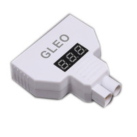 LiPo Battery Voltage Checker Screen Display Device For YUNEEC Tyhoon Q500 H480