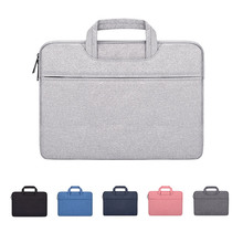 Laptop Handbag Sleeve Case Protective Bag Ultrabook Notebook Carrying Bags 13 14 15 15.6 inch For Macbook Air Pro ASUS Acer Dell