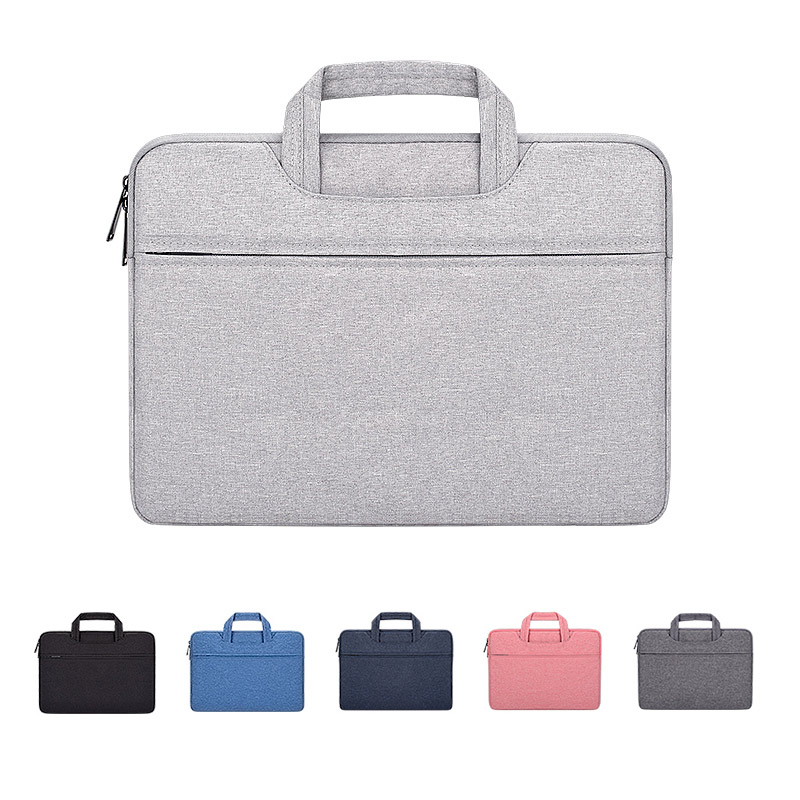 """Laptop Handbag Sleeve Case Protective Bag Ultrabook Notebook Carrying Case For 13' 14"""" 15"""" Macbook Air Pro ASUS Acer Lenovo Dell-in Laptop Bags & Cases from Computer & Office"""