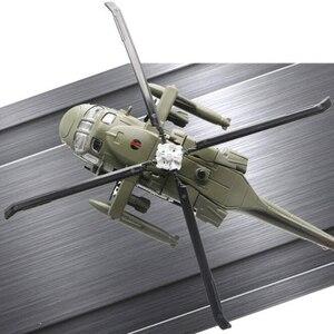 Image 4 - 29CM 1/72 Skala Schwarz Hawk Hubschrauber Militärischen Modell Armee Kämpfer Flugzeug Flugzeug Modelle Erwachsene Kinder Spielzeug Sammlungen Geschenke