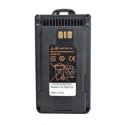 FNB-V134LI 2200mAh Li-Ion Battery For YAESU Vertex Standard VX-450 VX-451 VX-454 VX-459 EVX-530 EVX-531 EVX-534 EVX-539