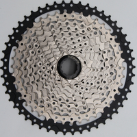 New Arrive 11 50T 11 Speed MTB Bike Cassette Mountain Bicycle Freewheel Wide Ratio Bicycle Freewheel