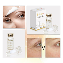 Eye Elasticity Serum Anti Aging Eyes Essence For Puffiness Dark Circles Fine Lines Worki na oczy Q10 Hyaluronic Acid Ingredients