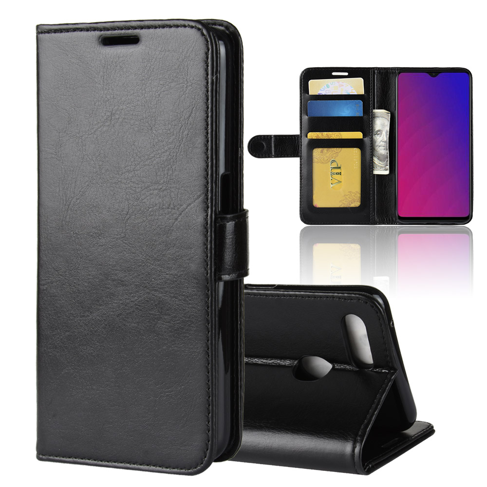 Oppo F9 Case Oppo F9 Pro Case Cover Flip 6.3 inch Luxury PU Lerther Back Cover Phone Case Oppo F9 F 9 Pro F9Pro CPH1825 CPH1823