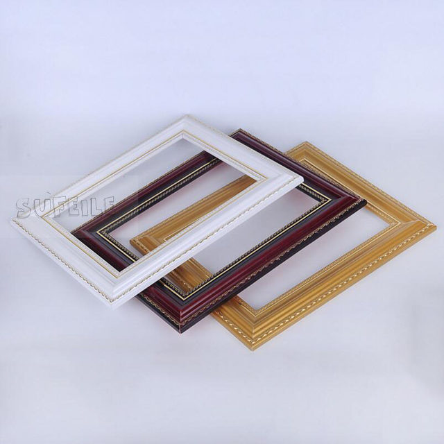 Online Shop 1pc Wholesale Solid Wood Frame Old Frame 10 Inch 12 Inch