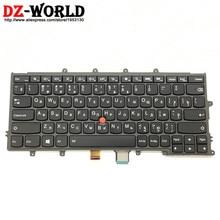 New Original for Thinkpad X230S X240 X240S X250 X260 Backlit font b Keyboard b font RU
