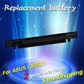 Jigu 4 celdas de batería portátil para asus a41-x550 a41-x550a a450 a550 f450 F550 F552 K450 K550 P450 P550 R510 X450 X550 2600 MAH 14.8 V