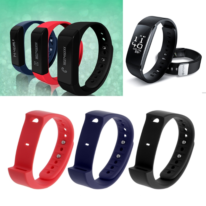 Smart Watch Strap Replacement TPU Band Strap Wristband For Iwown i5 plus Sports Smart Bracelet стоимость