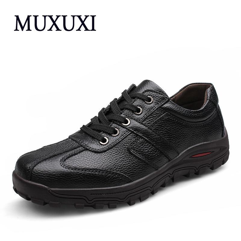 2017 Brand Men Shoes Men Patent Leather Shoes Classic font b Oxford b font Shoes New