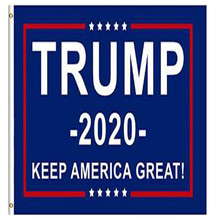 Polyester Make America Great Again Donald Trump Flag Printed Banner Pennants Ornaments Accessories Decor Durability NEW 2020