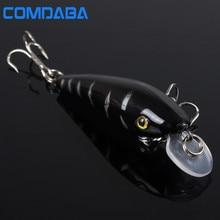 1pcs Swim Fish Fishing Lure 5.7cm 4.5 g Artificial Hard Crank Bait topwater Wobbler Japan Mini Fishing Crankbait lure
