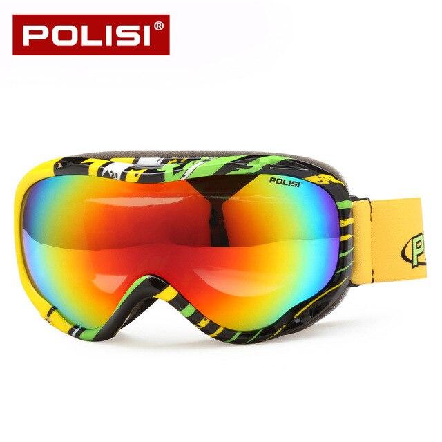 20904b412dbd J18 New Free Shipping Ski Goggles Snowboard Skaeboard Goggles Mask  Snowmobile Helmet Mate Fast Moto Bike Glasses Fishing Eyewear