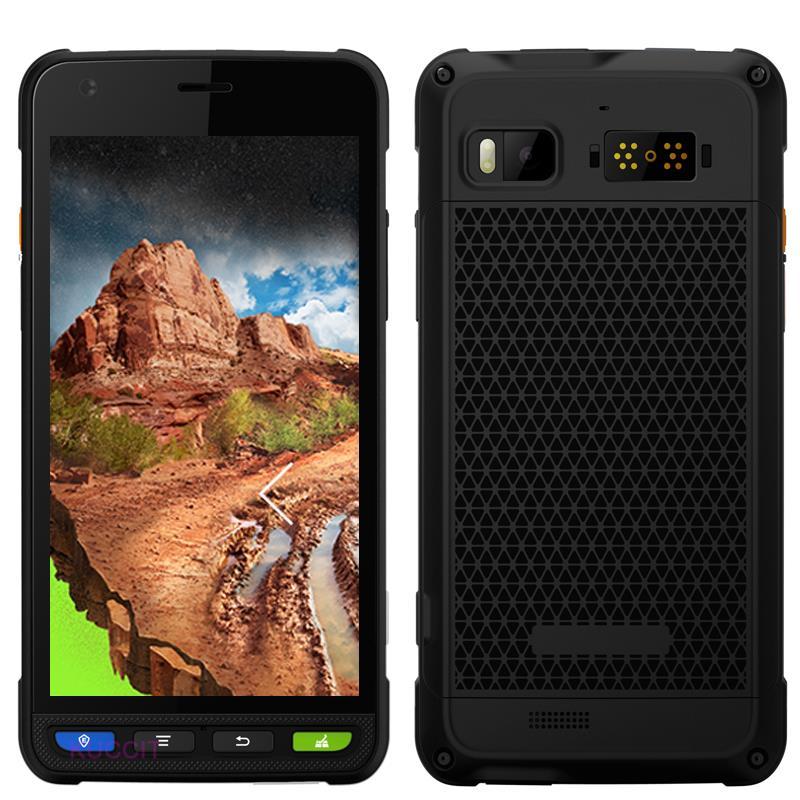 Teléfono resistente Teléfono ultra Delgado 2 GB RAM Android 5.1 A Prueba de agua