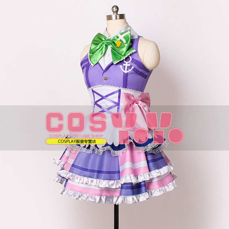 Love Live! Sunshine Aqours kanan Matsuura first PV kimi no kokoro cos stage dress cosplay costume love island live 14 00 17 00