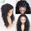 7A Brazilian Virgin Hair Glueless Natural Wave Full Lace Human Hair Wigs For Black Women The Best Lace Front Human Hair Wigs