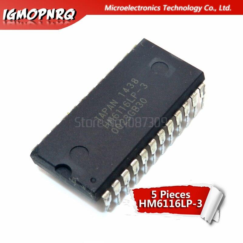5PCS HM6116LP-3 6116 DIP HM6116 HM6116LP HM6116LP-4 Hot Products