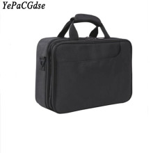 New four-layer medium professional cosmetic case portable multi-function storage bag tattoo nail