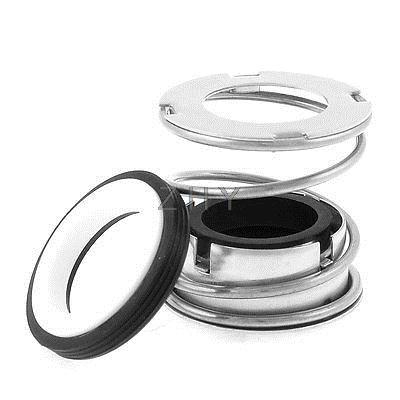 цена на 1pc FBD -18/20/22/25/28/30/35/40 18mm 20mm 22mm 25mm 28mm 30mm 35mm 40mm Internal Diameter Rubber Bellows Spring Mechanical Seal
