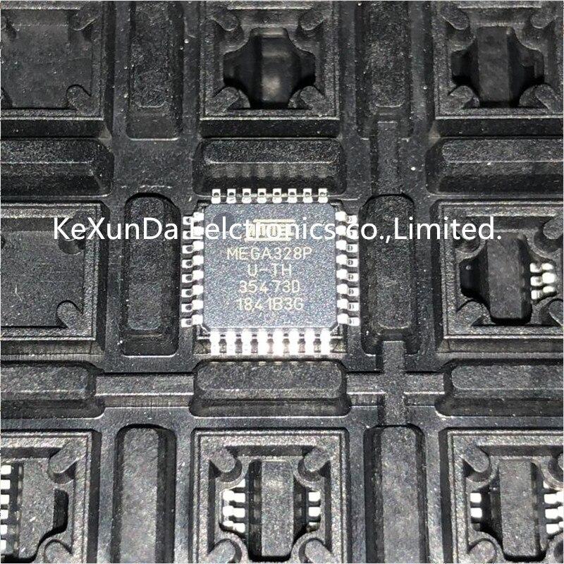 Original 50PCS ATMEGA328P AU MEGA328P TQFP 32 IC MCU NEWEST IN STOCK FREE SHIPPING