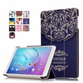 PU Leather Magnetic Smart Cover For Huawei MediaPad T2 10.0 Pro Case Slim Painting Case for Huawei Mediapad T2 10.0 Pro Cover