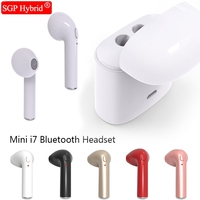 I7s TWS Bluetooth Wireless Headphones 3D Stereo Earphones Headset Charge Power Bank With Microphone For Xiaomi