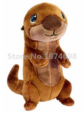 New Finding Dory Sea Otter Plush Toy 28cm Cute Stuffed Animals