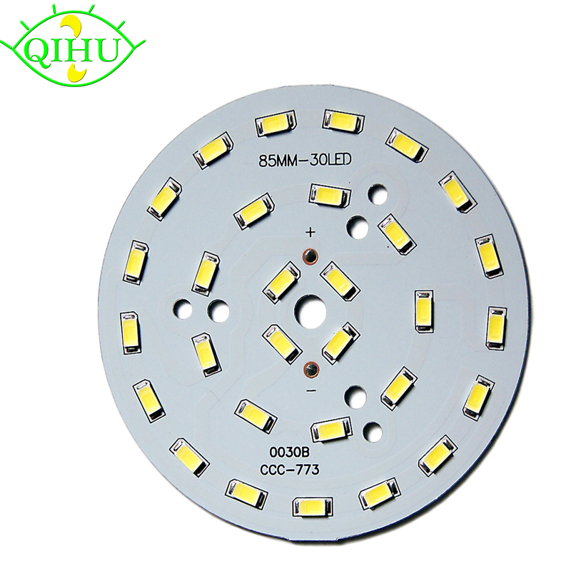 3W 5W 7W 9W 12W 15W 18W 20W 24W 5630/ 5730 Brightness SMD Light Board Led Lamp Panel For Ceiling PCB With LED brelong 15w smd 3528 led panel light