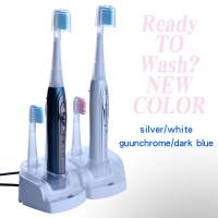 Sonic Electric Toothbrush 1 set 8 extra brushhead Litpack oral hygiene STBR N001 rechargeable waterproof sonic Toothbrush