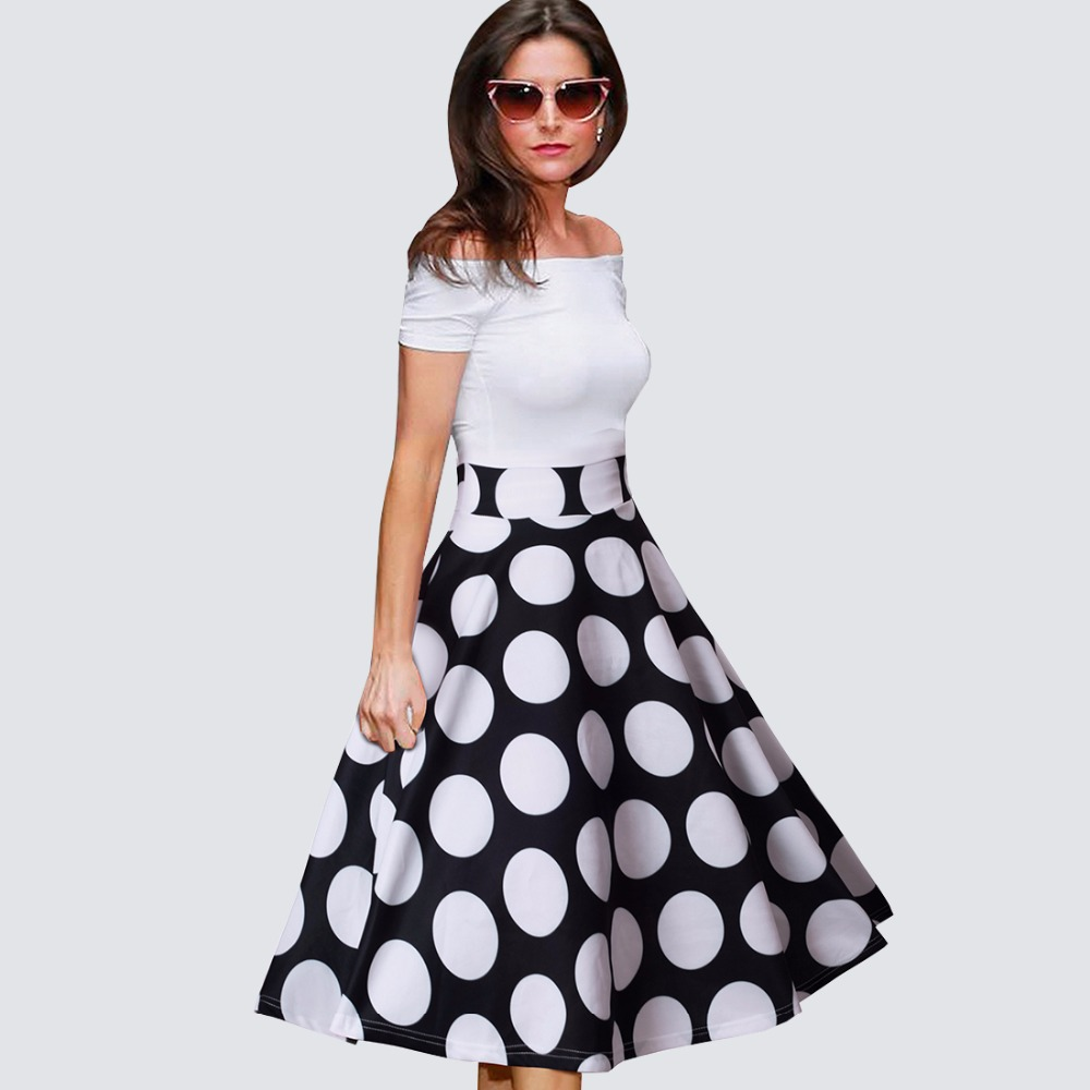 Dress Gown Summer Ladylike