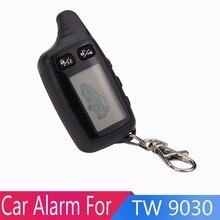 Nuevo Control Remoto de Alarma de Coche de Dos Vías Para Tomahawk TW9030 TW 9030 TW9020 TW-7010 TZ7010 TZ9020 TZ9030 LCD de Alarma de Coche sistema