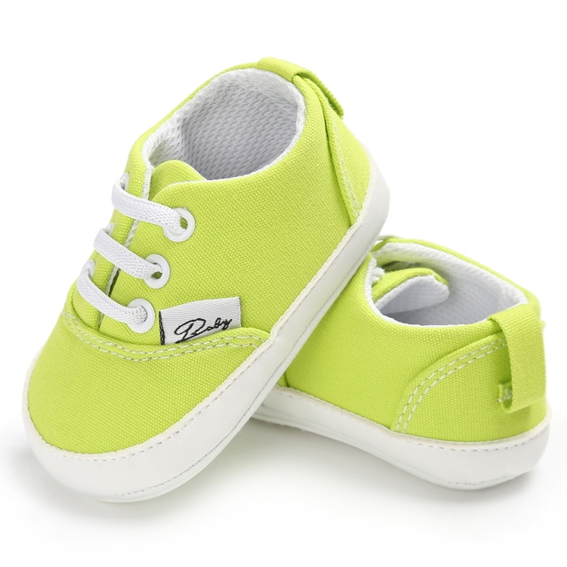 bd4fd7c2f5a65 Baby Shoes Boys Classic Casual Canvas Sports Sneakers Kids Candy Color  Running Shoe Bebe Newborn First Walker Fashionable Boots