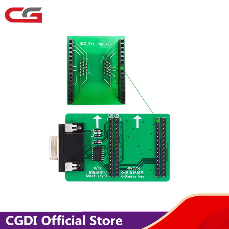 CGDI for MB NEC Adaper for CGDI for MB car key programmer