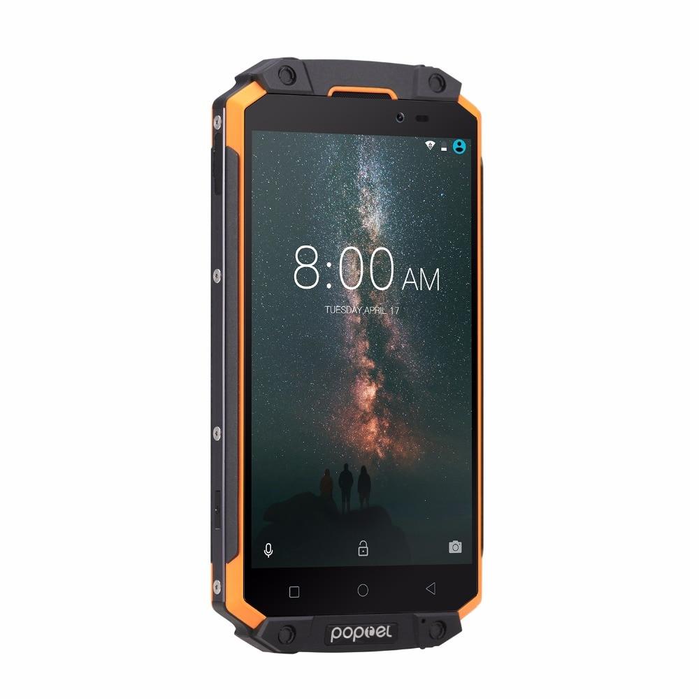 2018 neue Russische GuoPhone POPTEL P9000 Max Smartphone 5,5
