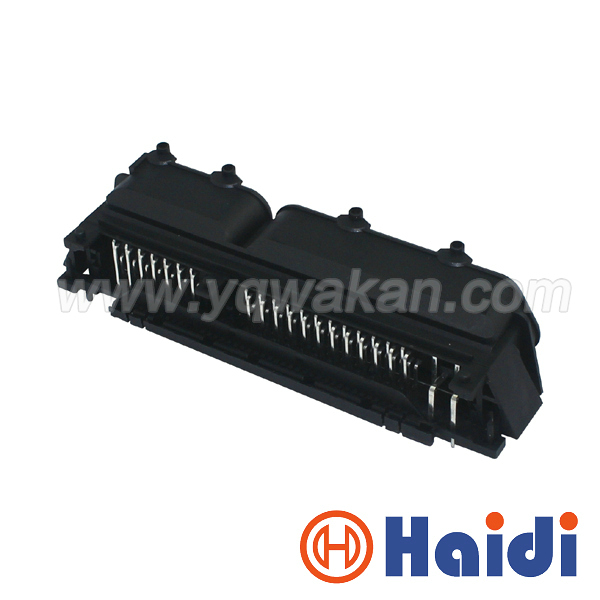 Free shipping TE PCB 80pin ECU connector 1534512-3, Motor PCB male part for 28pin 1393436-1 and 52pin 1393450-1 korea natural jade cushion germanium stone tourmaline heated mat jade health care physical therapy mat 150x50cm free shipping