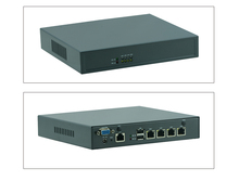 Mini PC Celeron J1900 Quad Core сетевой безопасности Управление Desktop маршрутизатор брандмауэра мини-компьютер 4 GbE LAN