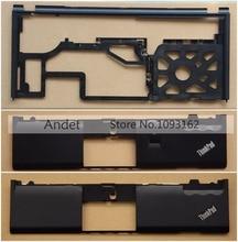 Nueva lenovo thinkpad x220 x220i palmrest cubierta superior caso bisel del teclado kit 04w1410 04w2182 04w1411 04w1405