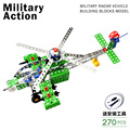 Children's Intelligence Metal Assembled Toys DIY Creative Toy Iron 3D Metal Aircraft Model Assembly Building Blocks