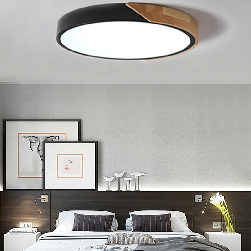 Modern LED Ceiling Light Lamp Living Room Lighting Fixture Bedroom Kitchen Surface Mount Ceiling Lights
