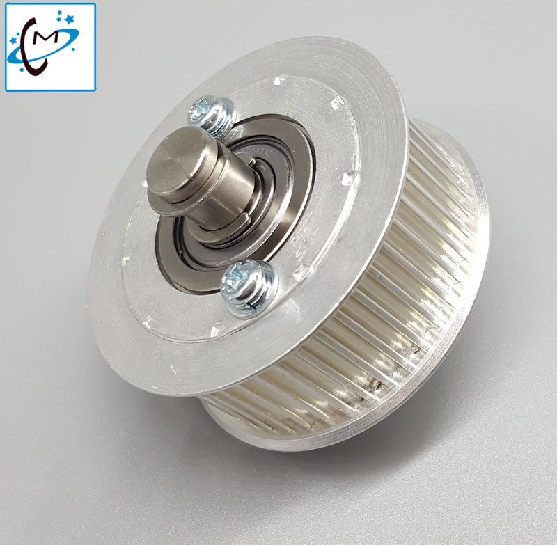 Inkjet printer driven pulley Mimaki Pulley For JV3/JV33/JV5/JV22/JV4 motor driven gear pulley driven to distraction