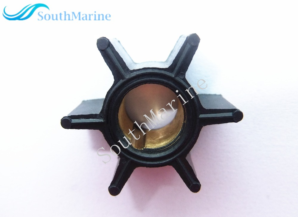 47-89981  47-65957 18-3039 Boat Engine Impeller For Mercury Mariner 4HP 4.5HP 7.5HP 9.8HP Outboard Motor Quicksilver